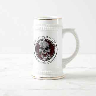 Premium Anarchy Beer Stein