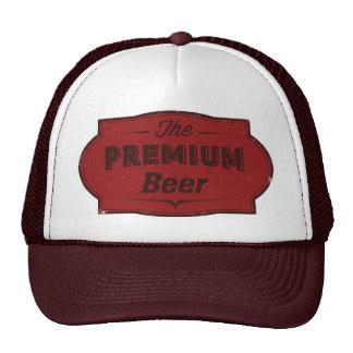 Premium Beer Cap