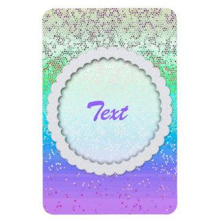 Premium Flexi Magnet Glitter Star Dust