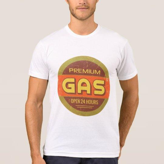 Premium Gas - Vintage logo T-Shirt
