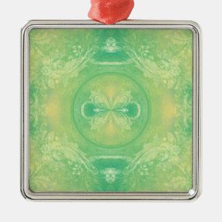 Premium Green Batik Ornament