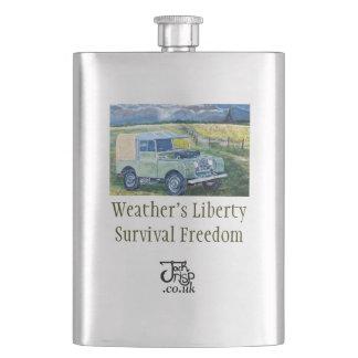Premium Hip Flask