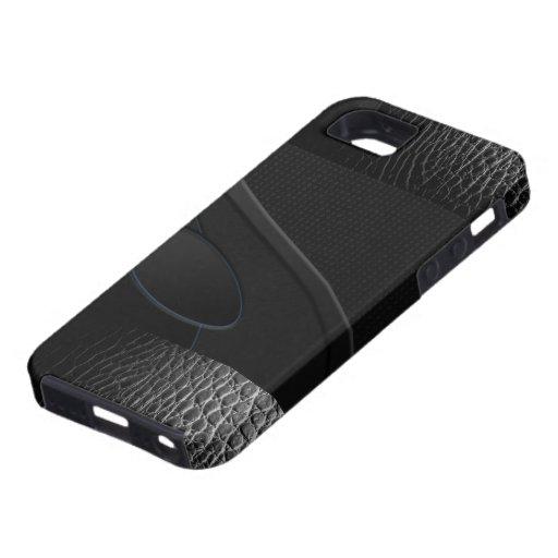 Premium leather and Kevlar iPhone 5 case!