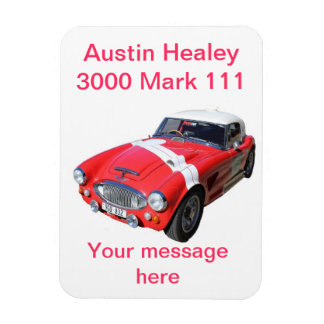 PREMIUM MAGNET - Austin Healey 3000 Mark 111