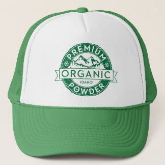 Premium Organic Idaho Powder Hat