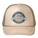 Premium Organic Montana Powder Cap