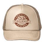 Premium Organic Wyoming Powder Cap