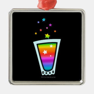 Premium ORNAMENTS - RAINBOW SHOT GLASS