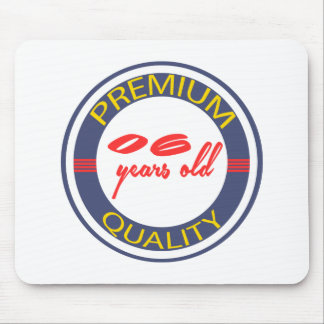 Premium quality 06 years old mousepads