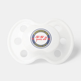 Premium quality 55 years old BooginHead pacifier