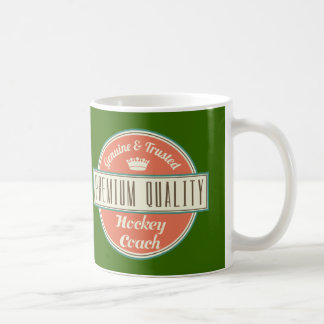 Premium Quality Hockey Coach (Funny) Gift Coffee Mug