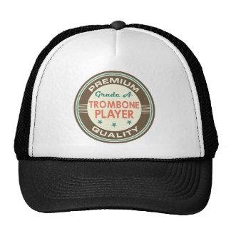 Premium Quality Trombone Player (Funny) Gift Cap
