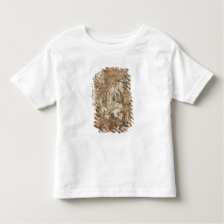 Preparatory drawing for plate number VIII Toddler T-Shirt
