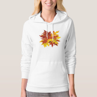 Prepare for autumn's chill hoodie