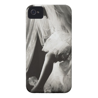 <Preparing> by Kim Koza iPhone 4 Case