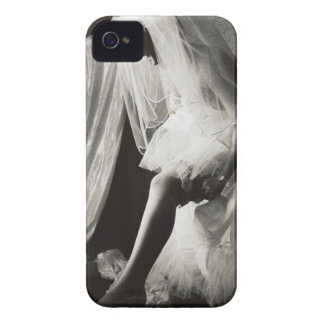 <Preparing> by Kim Koza iPhone 4 Case-Mate Cases