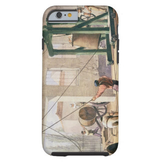 Preparing the Cable, from 'The Atlantic Telegraph' Tough iPhone 6 Case