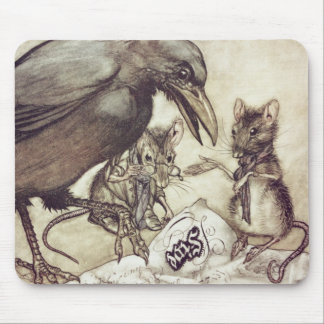 """Preposterous!"""" cried Solomon in a rage"""" Mouse Mat"""