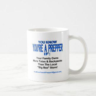 PREPPER 00006 COFFEE MUG