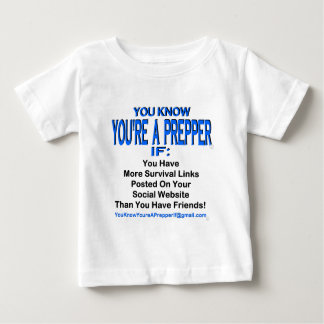 PREPPER 00007 BABY T-Shirt