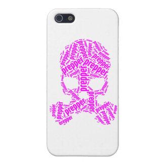 Prepper Skull Gas Mask Phone case iPhone 5 Case