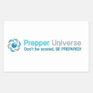Prepper Universe Sticker