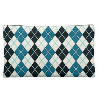 Preppies-Blue-Argyle(c)Multi-Style Accessory Bags