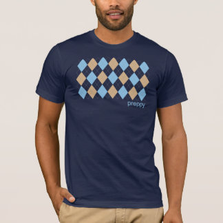 Preppy Argyle T-Shirt