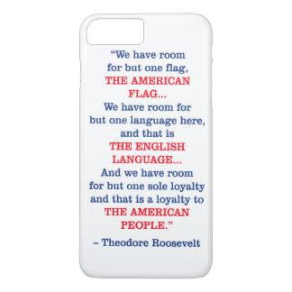 PRES26 ONE FLAG iPhone 7 PLUS CASE