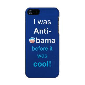 PRES44 ANTI-OBAMA INCIPIO FEATHER® SHINE iPhone 5 CASE