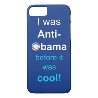 PRES44 ANTI-OBAMA iPhone 7 CASE
