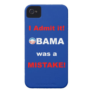 PRES44 I ADMIT IT iPhone 4 COVERS