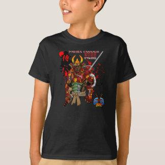 Presa Canario Samurai Cyborg T-Shirt