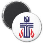 Presbyterian symbol refrigerator magnets