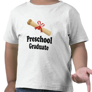 Preschool Graduate Shirts