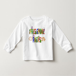 Preschool Rocks - Stars Toddler T-Shirt