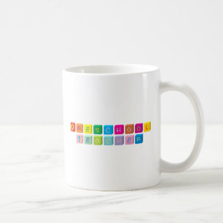 Preschool Teacher Mug