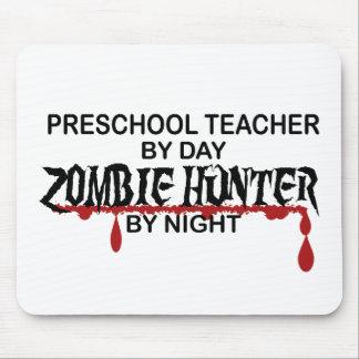 Preschool Zombie Hunter Mouse Pads