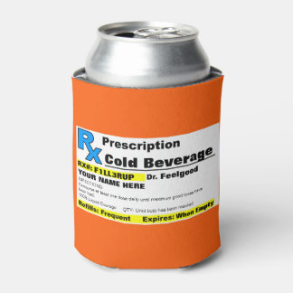 Prescription Can Cooler