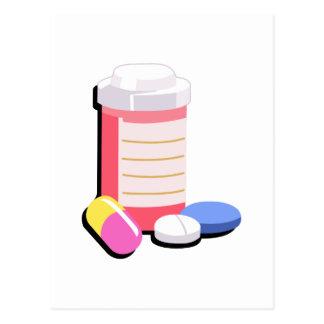 PRESCRIPTION DRUGS POSTCARD