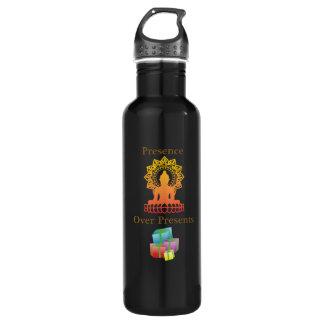 """Presence over Presents"" water bottle 710 Ml Water Bottle"