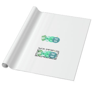 Present evolution thigh wrapping paper