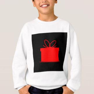 Present In A Red Box Sweatshirt