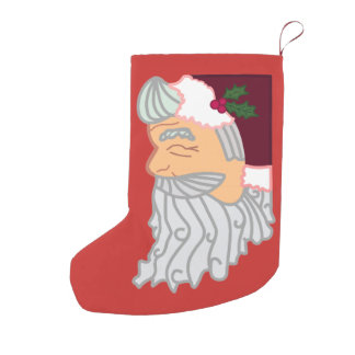 Present Is IN Small Christmas Stocking