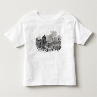 Present state of the British Museum Toddler T-Shirt