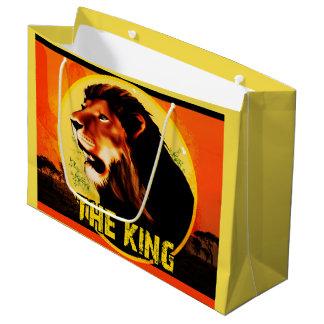 Present stock market GR. The King Large Gift Bag