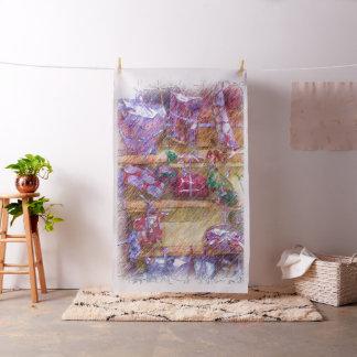 Present wall fabric