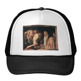 Presentation of Christ in the temple c. 1465-66 Trucker Hats