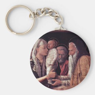 Presentation Of Christ In The Temple (Candlemas), Keychains
