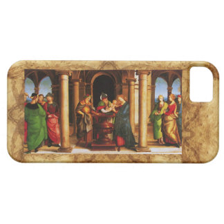 PRESENTATION OF JESUS TO THE TEMPLE iPhone 5 COVER